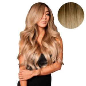 Bellami Clip In Hair Extensions Balayage 160g